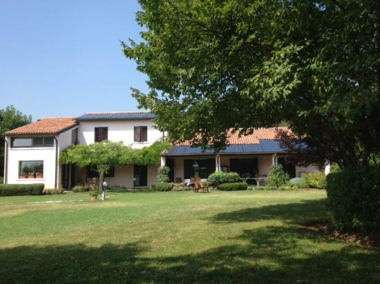 Bed and Breakfast Villa Beatrice: maison