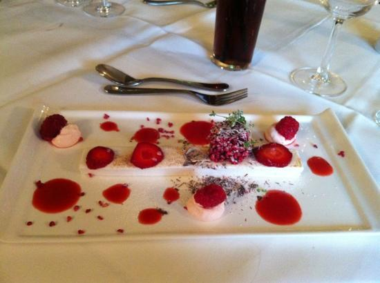 The Coachman Inn Restaurant : their take on a Fab - fabulous!