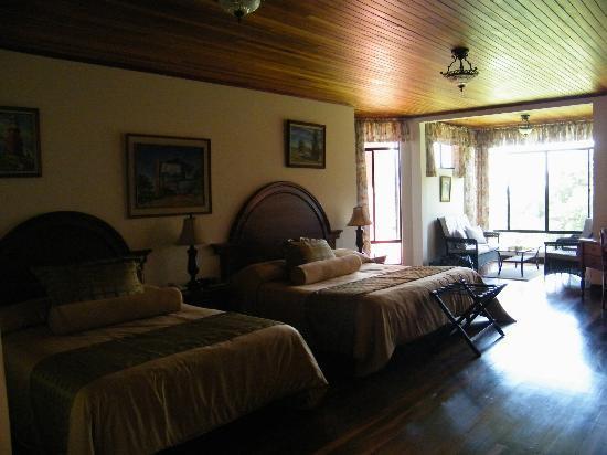 Hotel Fonda Vela: chambre