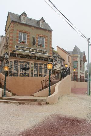 Sortosville-en-Beaumont, Francia: extérieur