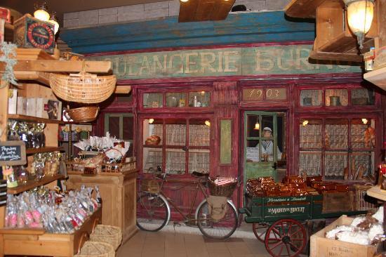 Sortosville-en-Beaumont, Francia: Boulangerie