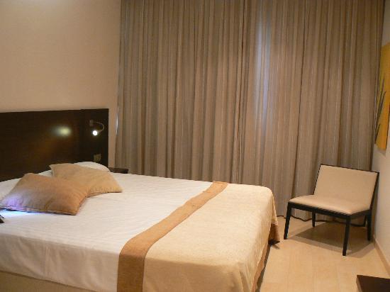 Areca Hotel: Notre chambre spacieuse et propre