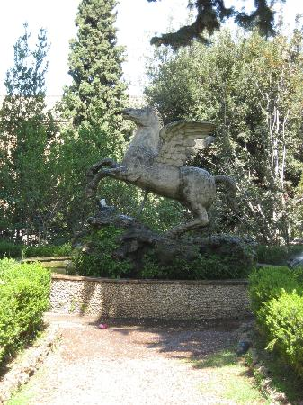Villa d'Este: fontana di pegaso