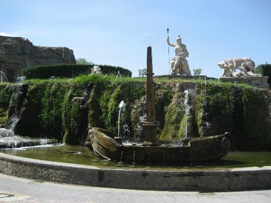 Villa d'Este: fontana