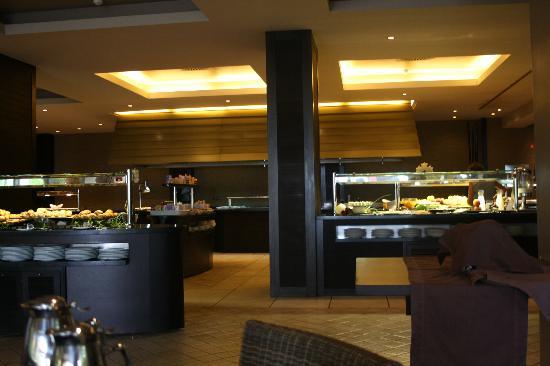 Asia Gardens Hotel & Thai Spa, a Royal Hideaway Hotel : buffet desayuno