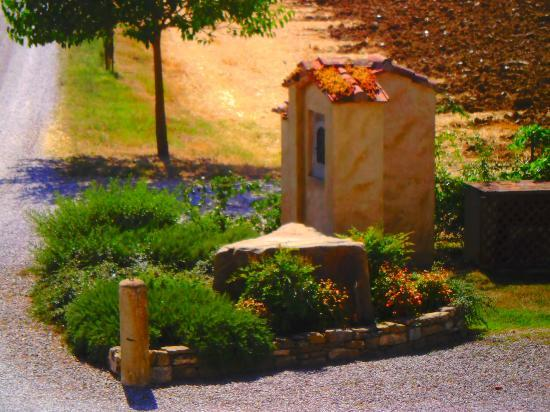 Cortona Resort - Le Terre dei Cavalieri: entrance