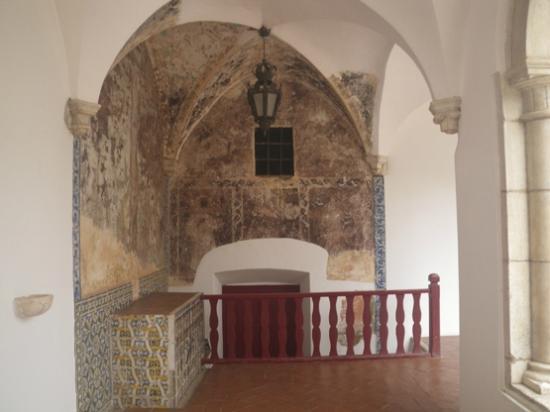 Pousada Convento de Vila Viçosa: corridor