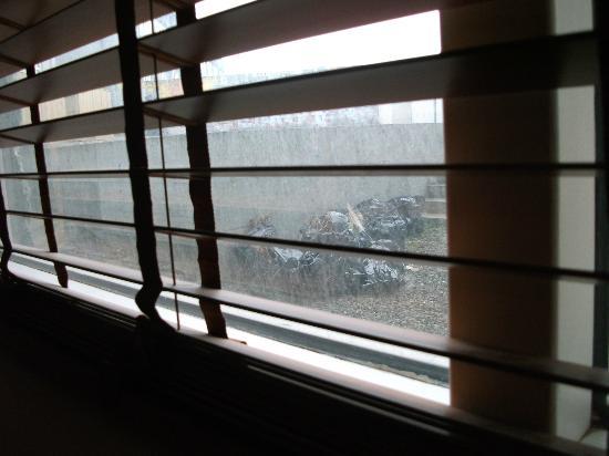 Einholt Apartments : Vista della camera