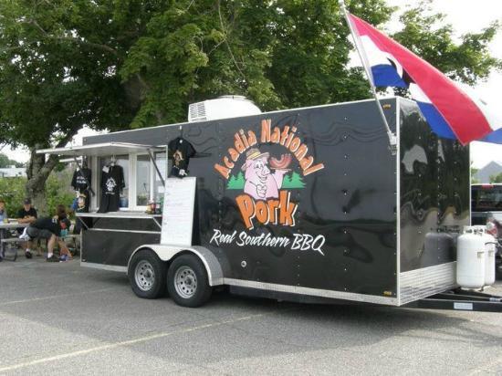 Acadia National Pork: The Pig Rig!