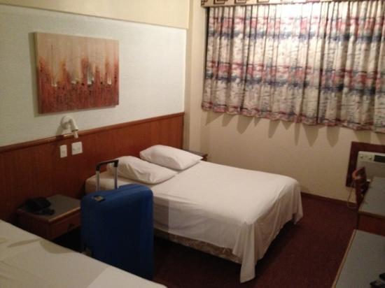Nacional Inn: bedroom