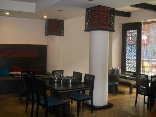Rajdhani Thali: Dining