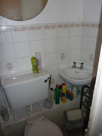 Becket Guest House: Bad auf dem Flur