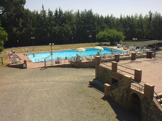 Campopalazzi Residenz: piscina