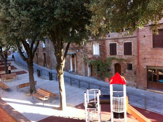 Casa vacanze Il Campo : view from our kitchen 2