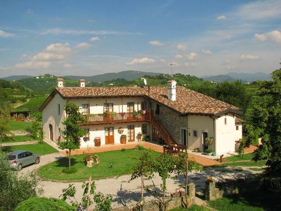 San Floriano del Collio, Italy: L'agriturismo