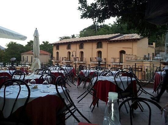 San Martino delle Scale, Italy: locanda del graal