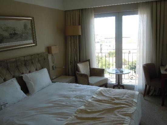 CVK Hotels Taksim: Bedroom 1