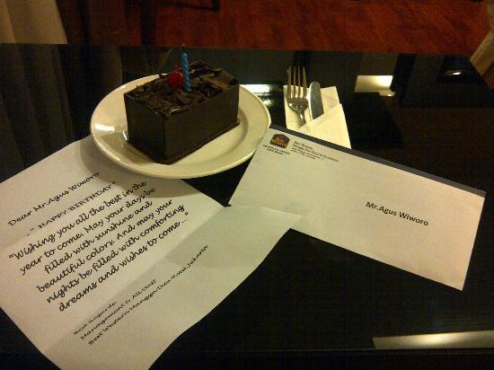 Best Western Mangga Dua Hotel and Residence: perhatian ke customer (no1)