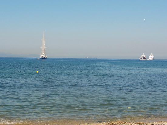 Glyfada, اليونان: Glyfada Public Beach