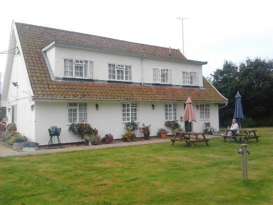 Sibton White Horse Inn: The accomodation