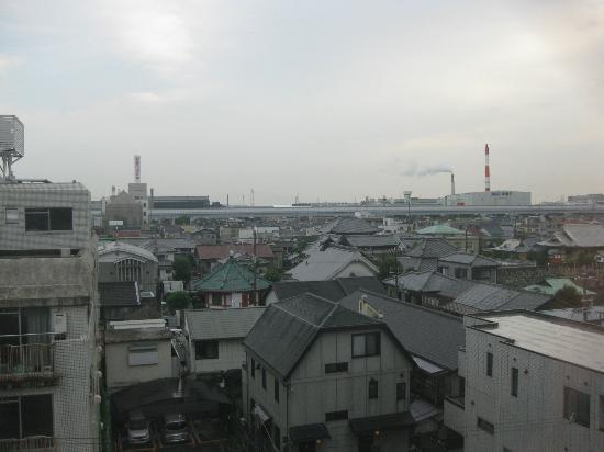 Hotel Livemax Amagasaki: 部屋からの眺め