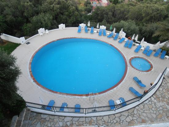Villa Mary Apartments: Villa mary pool