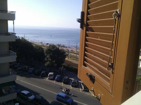 Hotel Tigullio: Vista dalla camera