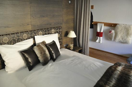 HUBERTUS Alpin Lodge&Spa: Junior-Suite