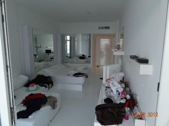 Hotel Su: Roomview
