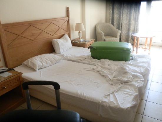 Mitsis Petit Palais Beach Hotel : Vue de la 603