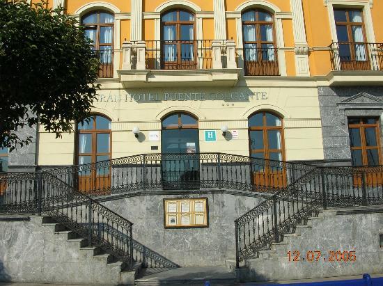 Hotel Fotograf A De Gran Hotel Puente Colgante