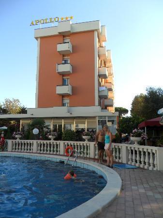 Apollo Hotel: le foto pultroppo non rispecchiano la vera bellezza dell'hotel