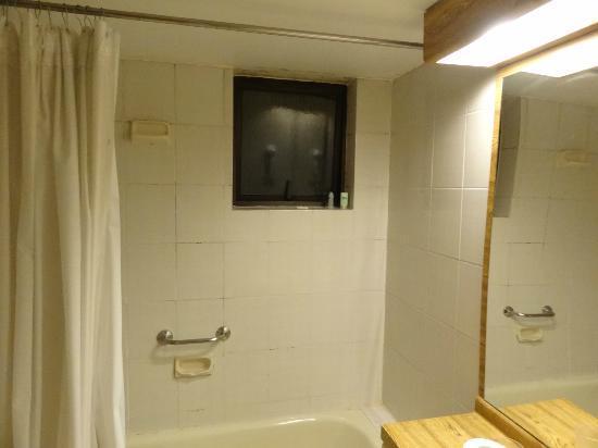 Presidente Edificio Santiago : banheiro antigo