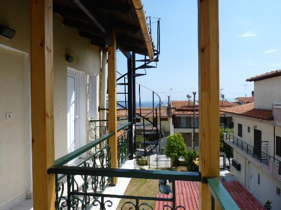 Alkionis Studios: Going to apartaments