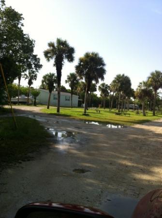Naples / Marco Island KOA: staff quarters