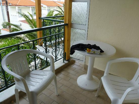 Alkionis Studios: Balcony