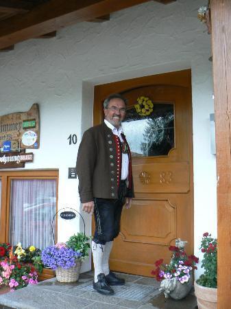 Gaestehaus Kerpf : Proprietor