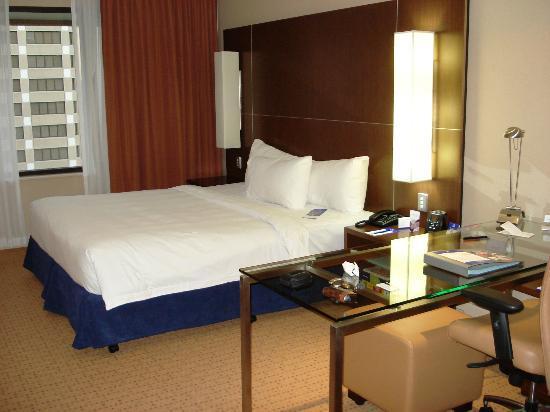 Hilton Brisbane Room