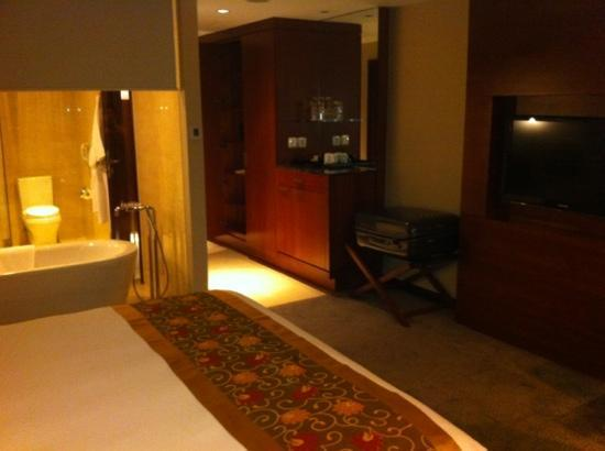 Crowne Plaza West Hanoi: habitación
