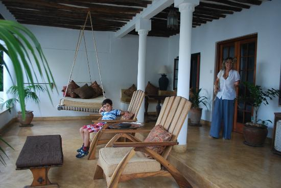 Peponi Hotel: Relax