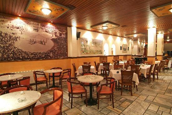 Iniohos Restaurant: INIOHOS RESTAURANT