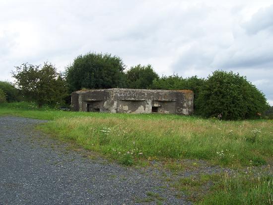 Fort de Leveau: Blockhaus extérieur