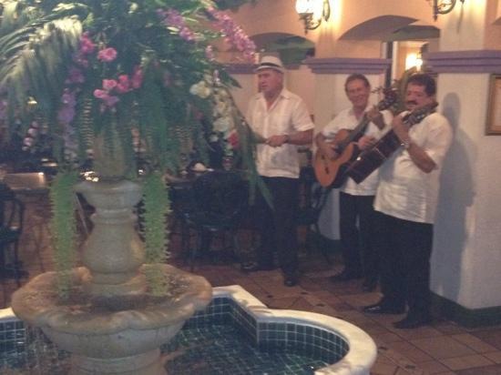 El Novillo Restaurant: Trios Los Ninos