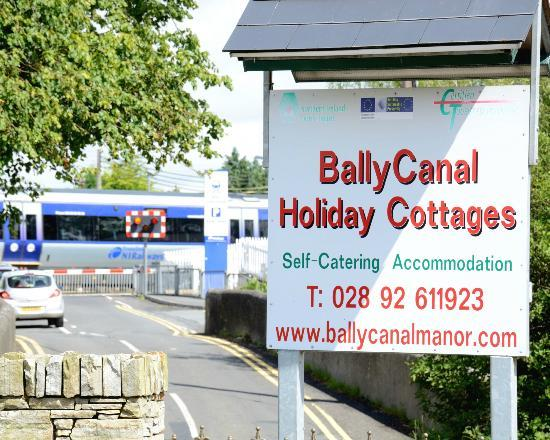 Ballycanal Self Catering: 2 minutes from Moira Train Station