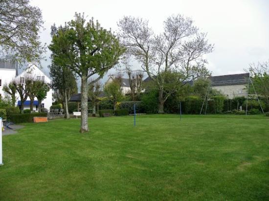 Armoric Hôtel : Le jardin