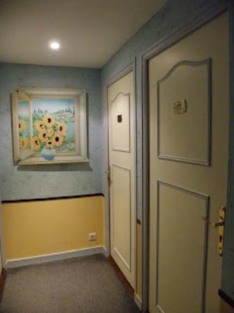 Armoric Hôtel : Dans les couloirs