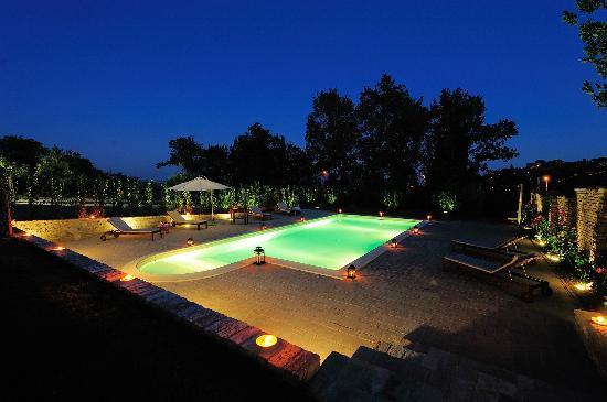 Villa Forasiepi: piscina