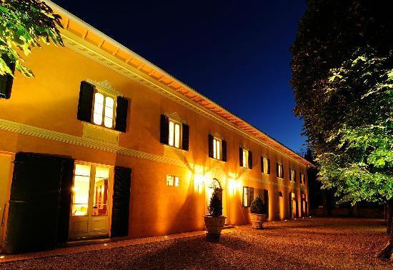 Villa Forasiepi: villa