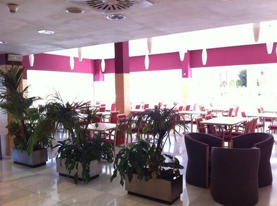 Holiday Inn Express Madrid-Alcorcón: comedor para el desayuno