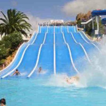 Slide & Splash - Water Slide Park: muito divertido.